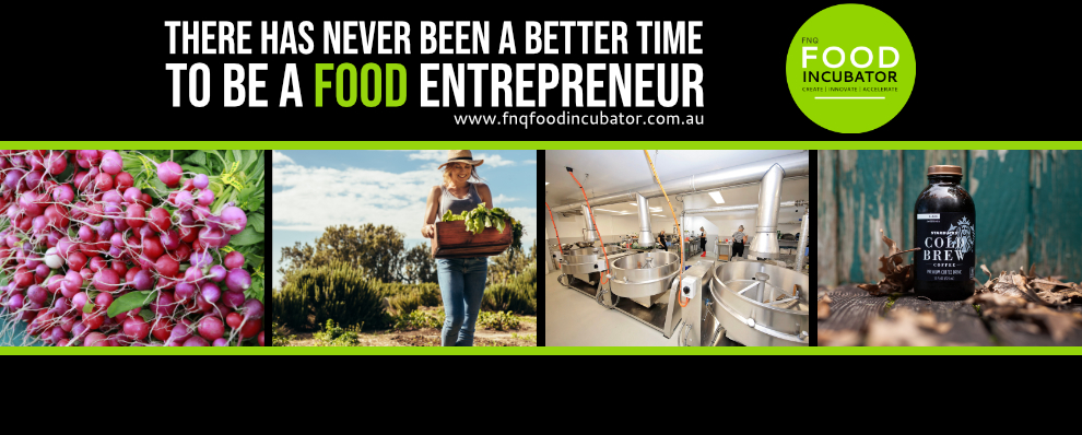Support for food entrepreneurs starting a new food business venture