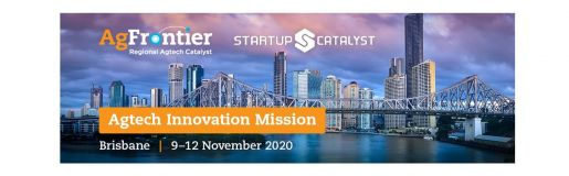 AgTech Innovation Mission - AgFrontier and Startup Catalyst