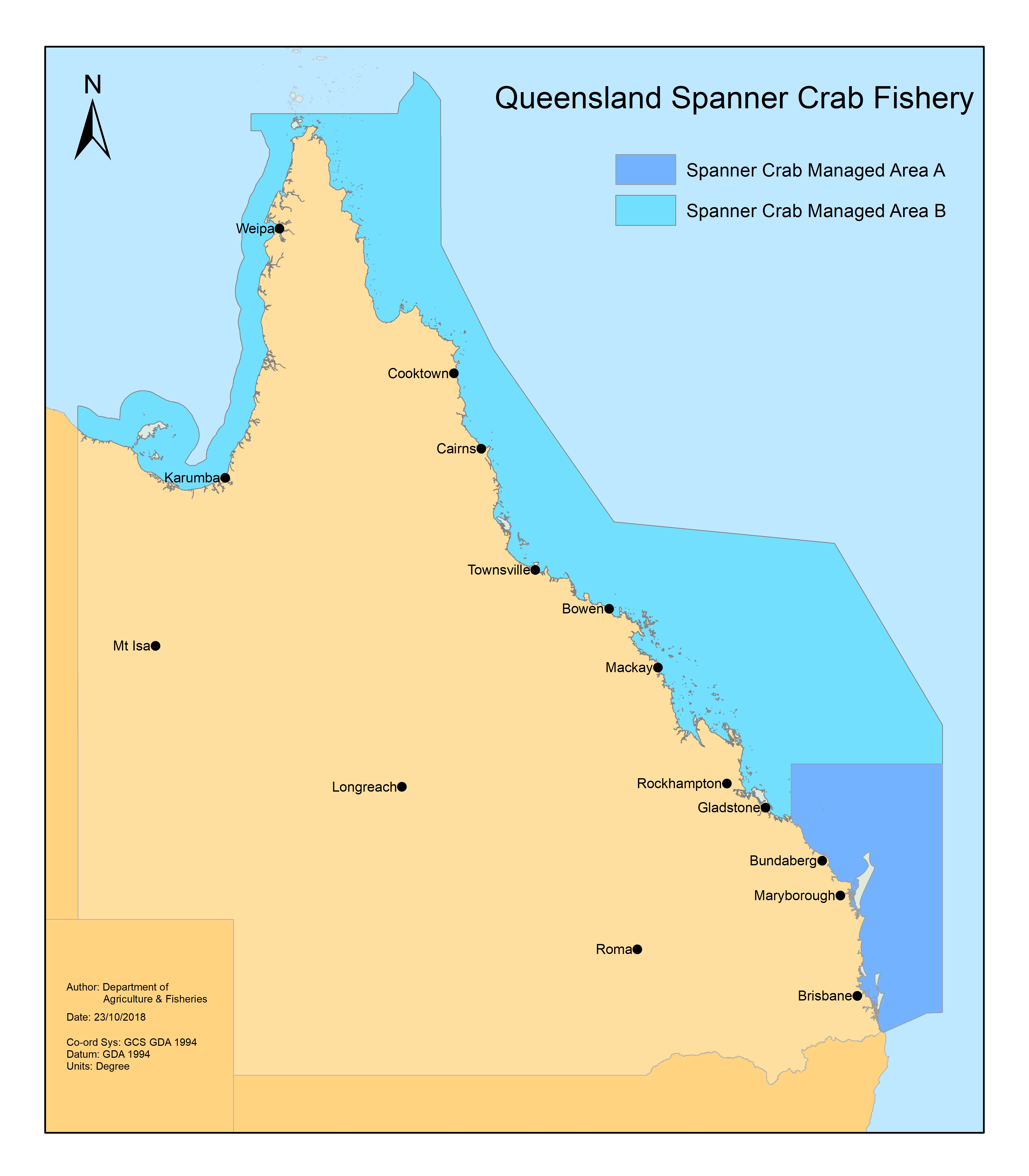 For accessible information about this map, please contact us on 13 25 23our
