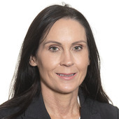 Susan Chrisp, Acting Deputy Director-General, Corporate